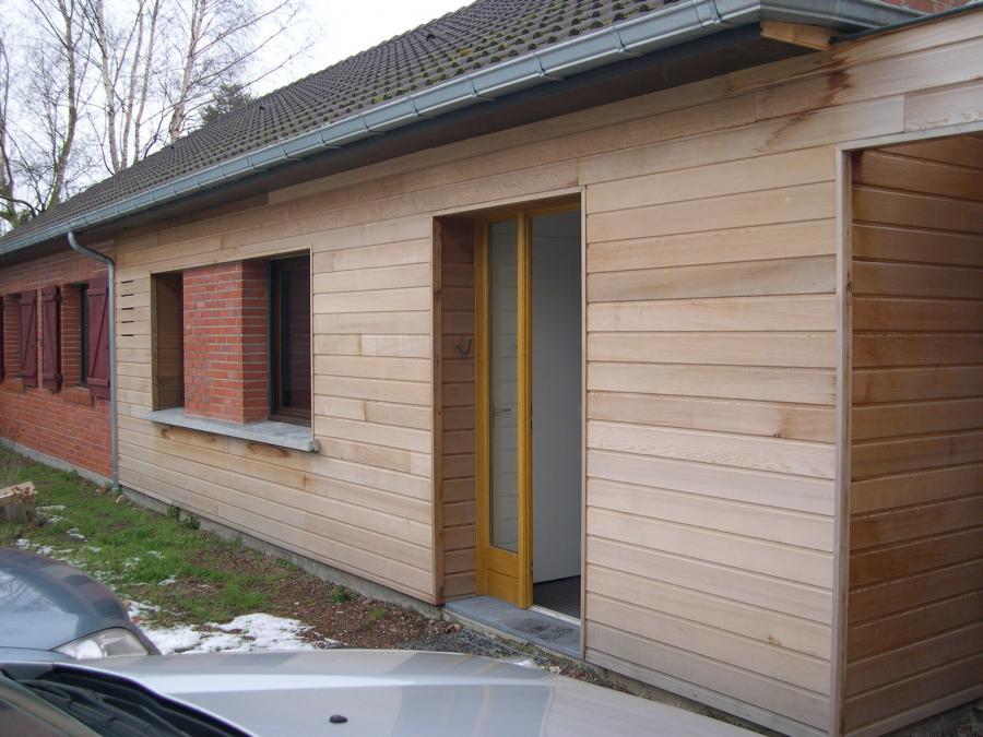 maison bois red cedar obtenez des id es de. Black Bedroom Furniture Sets. Home Design Ideas