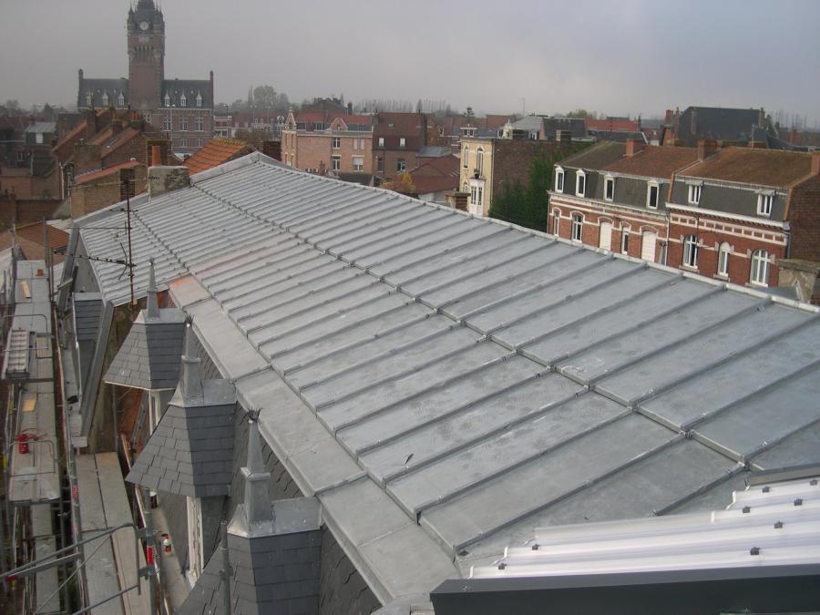 zinguerie et couverture maison hazebrouck r novation toiture b thune r novation toiture nord. Black Bedroom Furniture Sets. Home Design Ideas